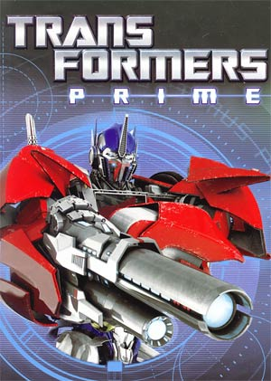 Transformers Prime Orion Pax Saga TP