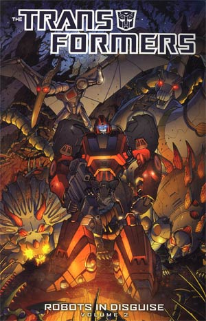 Transformers Robots In Disguise Vol 2 TP