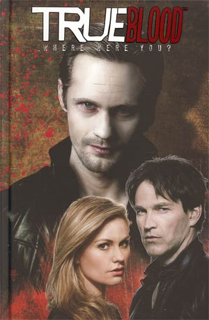 True Blood Vol 4 Where Were You HC