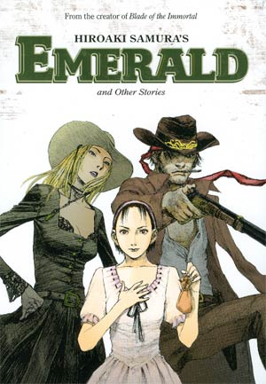 Hiroaki Samuras Emerald And Other Stories TP
