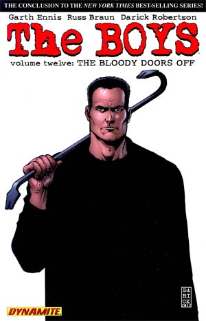 Boys Vol 12 Bloody Doors Off TP