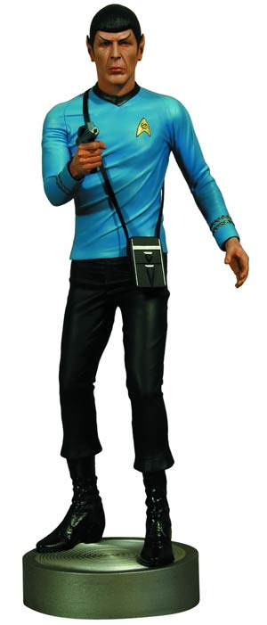 Star Trek Mr Spock 1/4 Scale Statue