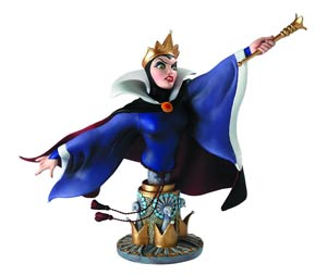 Grand Jester Evil Queen Mini Bust