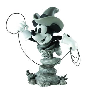 Grand Jester Two-Gun Mickey Mini Bust