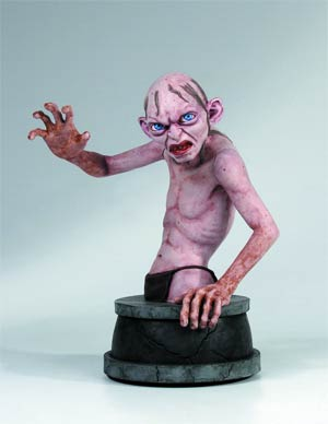 Hobbit Gollum Mini Bust