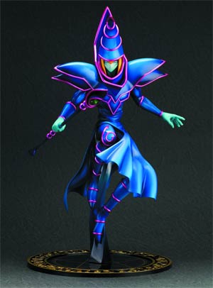 Yu-Gi-Oh Dark Magician ARTFX J Statue