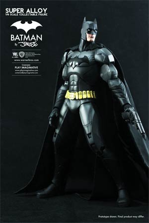 Batman Super Alloy 1/6 Scale Figure