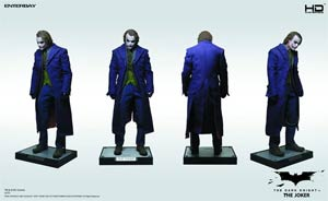 Dark Knight Joker HD Masterpiece Action Figure