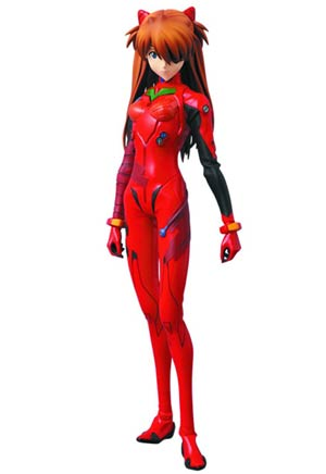 Evangelion 3.0 Askua Langley Version Q Real Action Hero Action Figure