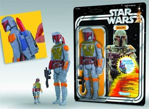 Star Wars Kenner Rocket-Firing Boba Fett 12-Inch Action Figure