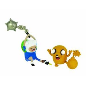 Adventure Time 2-Inch Figure Pack - Battle Finn & Jake