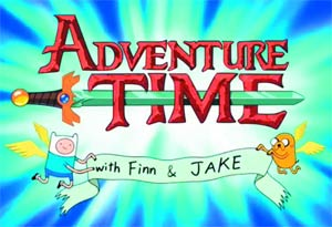 Adventure Time 2-Inch Figure Pack - Jake & Finn