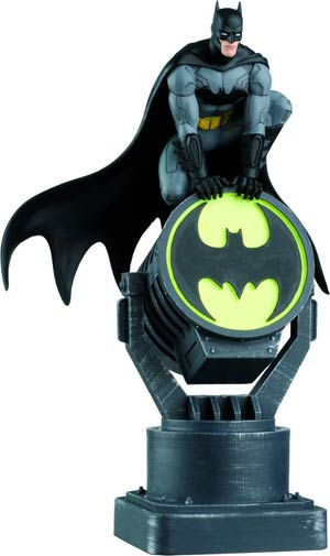 DC Superhero Chess Figure Collector Magazine Special #2 Bat-Signal