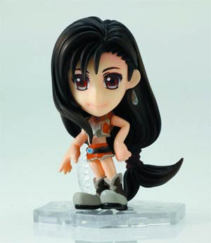 Final Fantasy Trading Arts Kai Mini Figure - Tifa