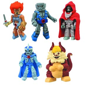 Thundercats Minimates Box Set
