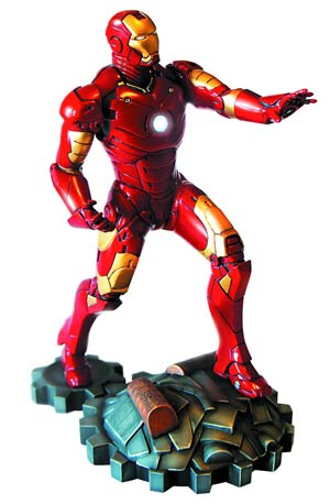 Iron Man Mark III 1/8 Scale Model Kit