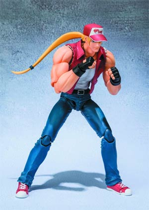 King Of Fighters D-Arts - Terry Bogard Action Figure
