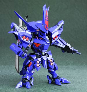 Muv-Luv Alternative Takemikaduchi Type-00R D-Style Plastic Model Kit