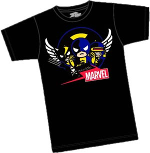 Marvel x tokidoki X-Treme T-Shirt Large