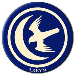 Game Of Thrones Embroidered Patch - Arryn