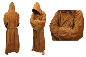 Star Wars Bathrobe - Jedi Hooded Cotton