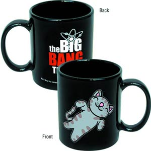 Big Bang Theory Mug - Soft Kitty