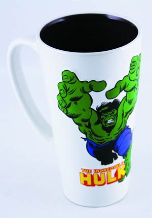 Marvel Heroes 3D Embossed 16-Ounce Mug - Hulk