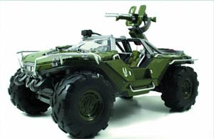 Halo 4 Die-Cast 14-Inch Warthog