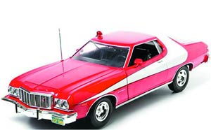 Starsky & Hutch 74 Gran Torino 1/18 Scale Die-Cast