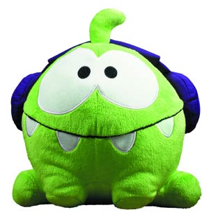 Cut The Rope 8-Inch DJ Box Plush Case