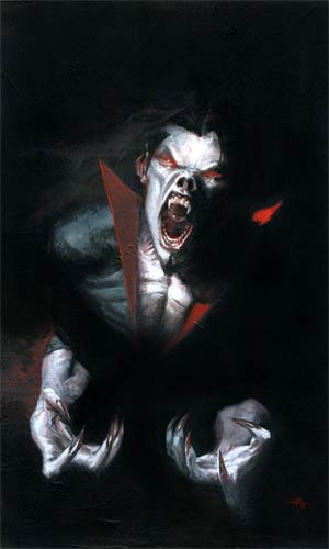 Morbius The Living Vampire Poster