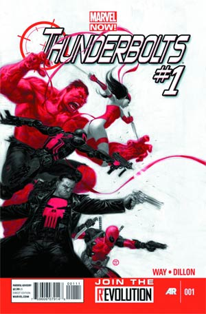 Thunderbolts Poster