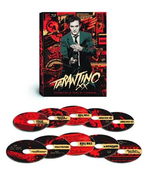 Tarantino XX Blu-ray DVD Set