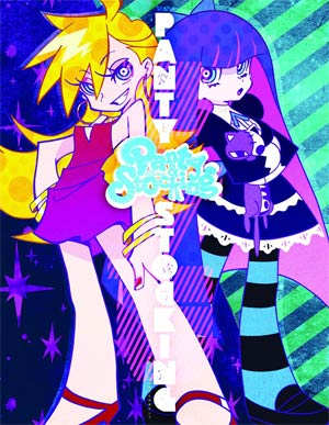 Panty & Stocking With Garterbelt Complete Series Blu-ray DVD