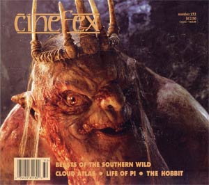 Cinefex #132 Jan 2013