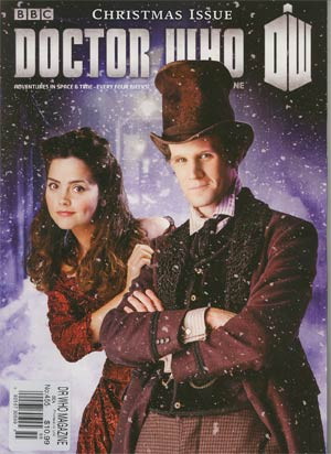 Doctor Who Magazine #455 2013