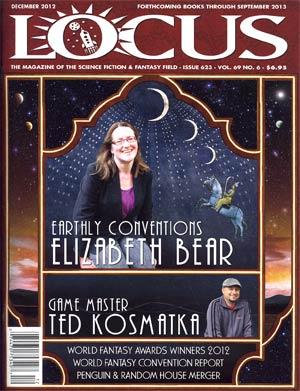 Locus #623 Vol 69 #6 Dec 2012