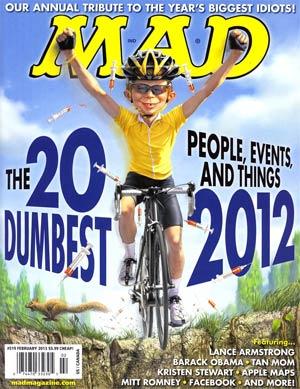 MAD Magazine #519