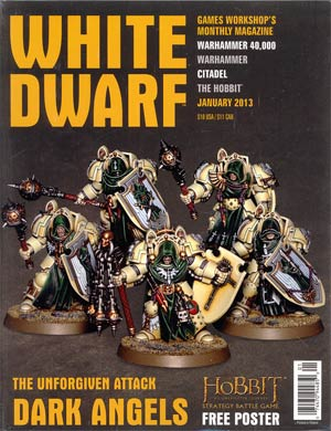 White Dwarf #396