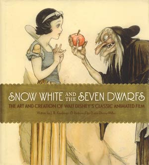 Snow White And The Seven Dwarfs Art And Creation Of Walt Disneys Classic Animated Film HC