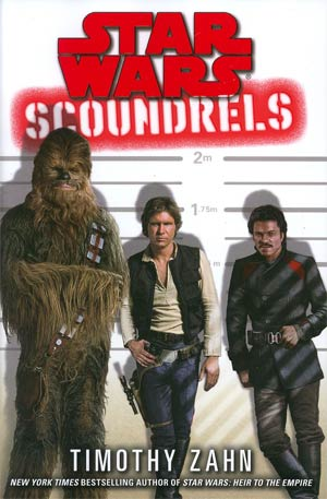 Star Wars Scoundrels HC