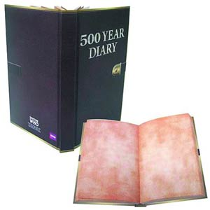 Doctor Who Journal - 500-Year Diary