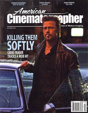 American Cinematographer Vol 93 #10 Oct 2012