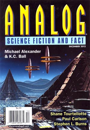 Analog Science Fiction And Fact Vol 132 #12 Dec 2012