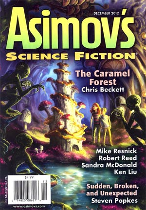 Asimovs Science Fiction Vol 36 #12 Dec 2012