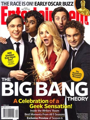 Entertainment Weekly #1226 Sep 28 2012