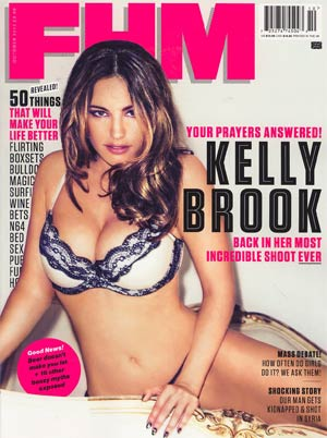 FHM UK Oct 2012