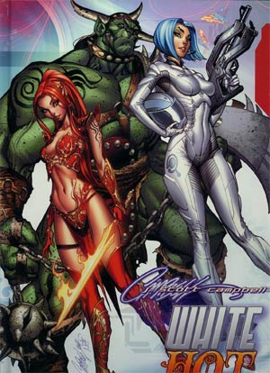 J Scott Campbell White Hot HC