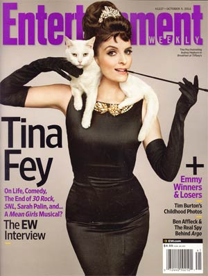 Entertainment Weekly #1227 Oct 5 2012