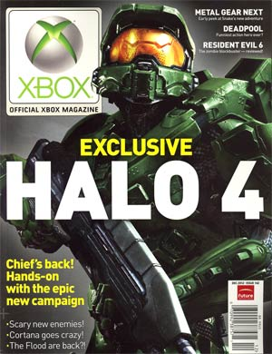 Official XBox Magazine #142 Dec 2012